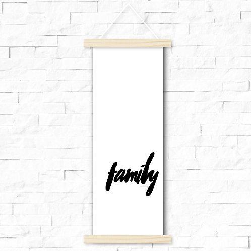 Family - skinny