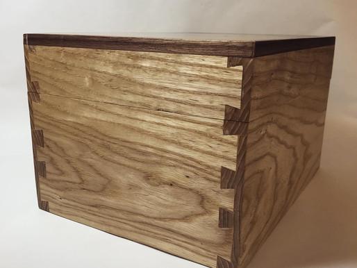 Building a woodworking CV