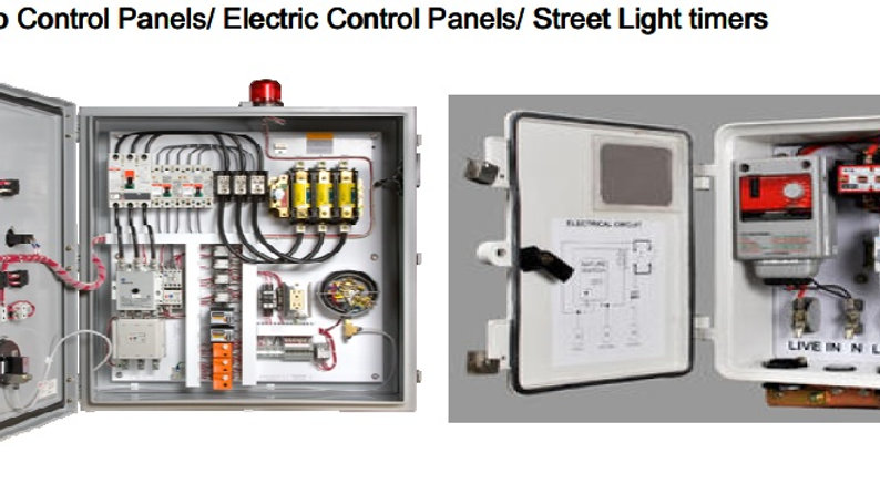 Smart Electrical Automation Panels