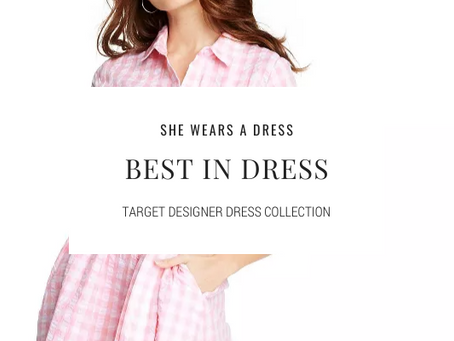 Target's Designer Dress Collection