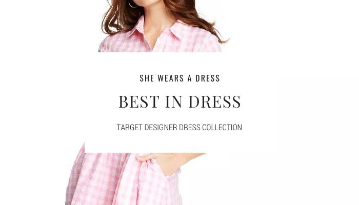Target's Designer Dress Collection