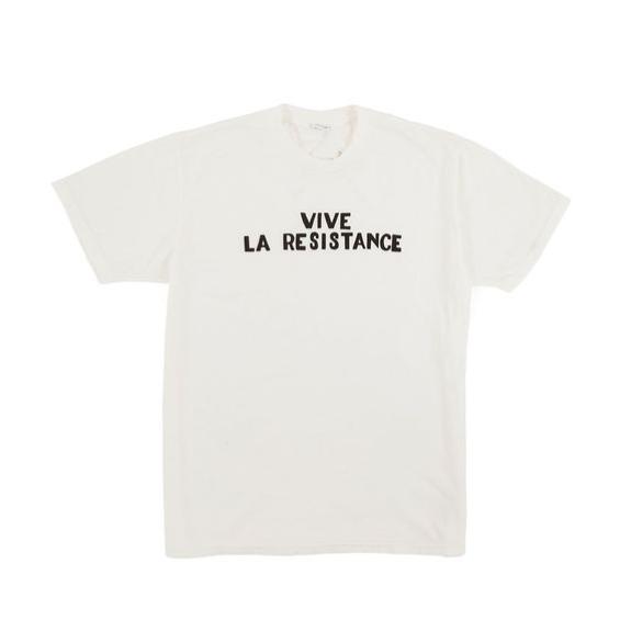 Vive la resistance by Clare V.