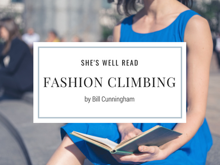 Book Review | Fashion Climbing.