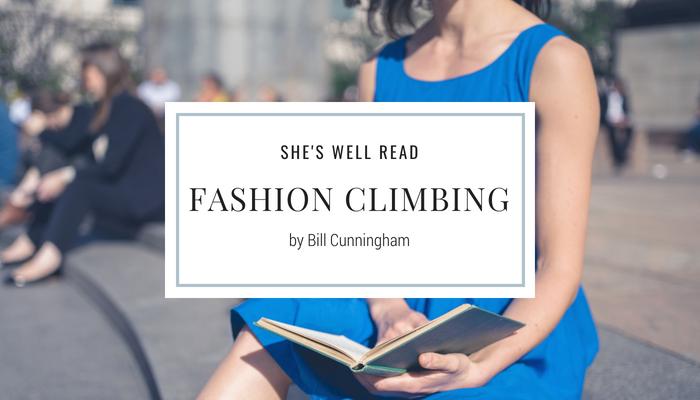 Book Review | Fashion Climbing.