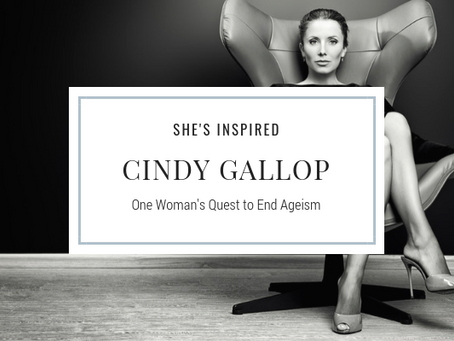 One woman's quest to end ageism.