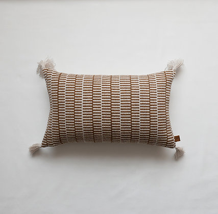 Mustard - Tapestry Cushion