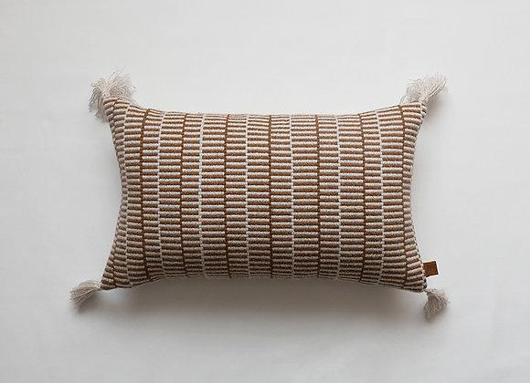 Mustard - Tapestry Cushion
