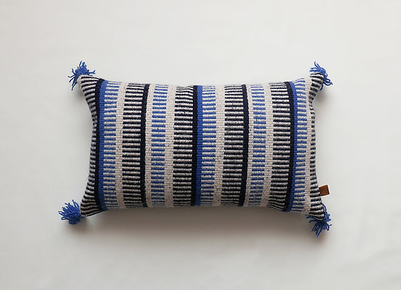 All the Blues - Tapestry Cushion