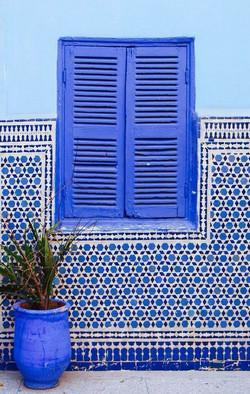 Portuguese shutter