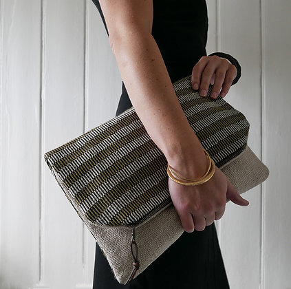 Coco - Natural - Clutch Bag