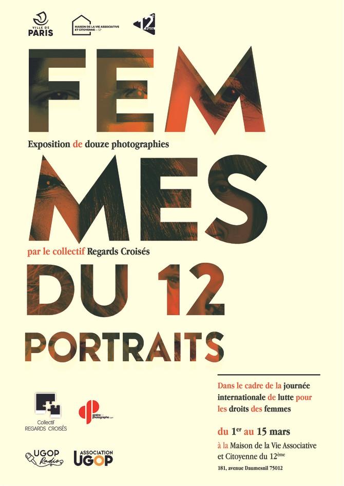 Exposition Femmes du 12ème