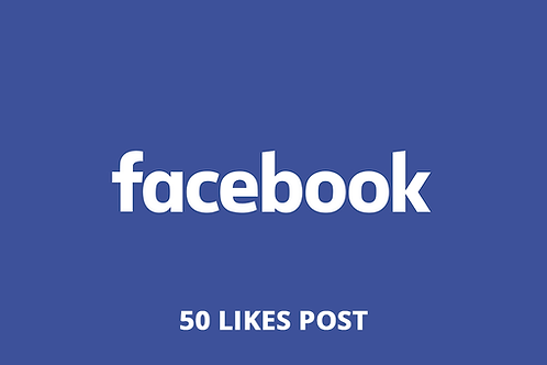 50 likes publication facebook