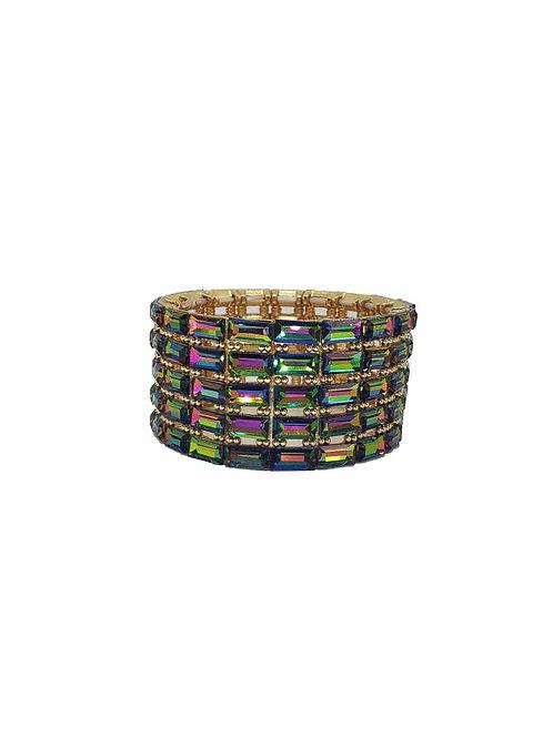 Glass Pave Bracelet