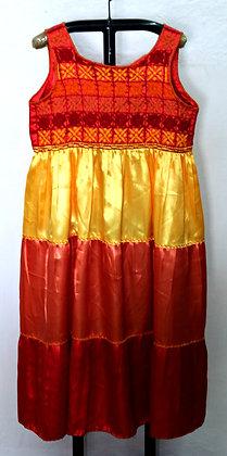 Vestido Teresina Satin