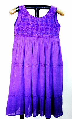 Vestido Teresina Niña 8 a 16 Años