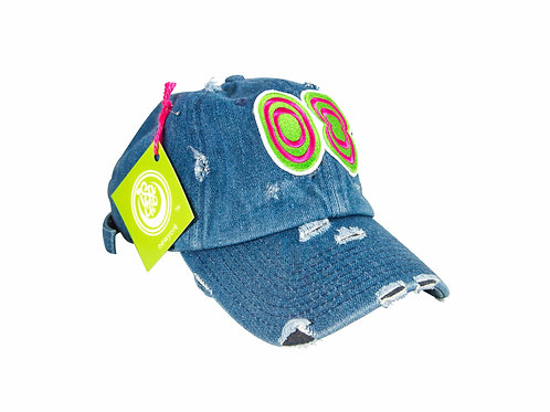Medium Wash Denim Dad Hat