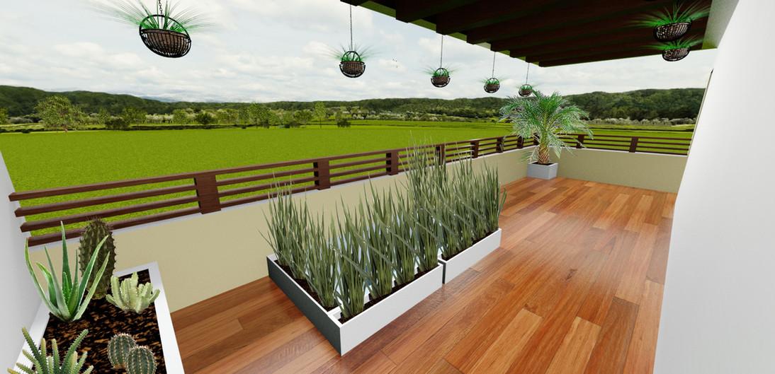 Visualización balcon