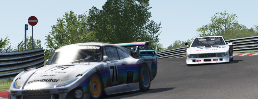 DRM at Nordschleife
