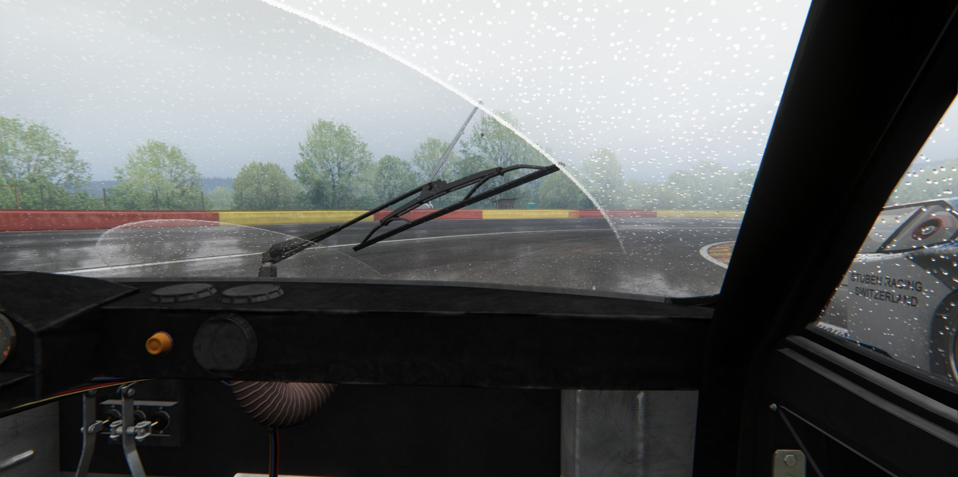 Rain ( Shader Patch )