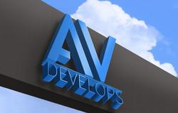 AV Develops 3D Logo