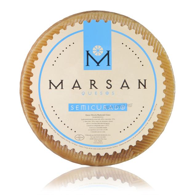 Queso Marsan Fotografía de producto