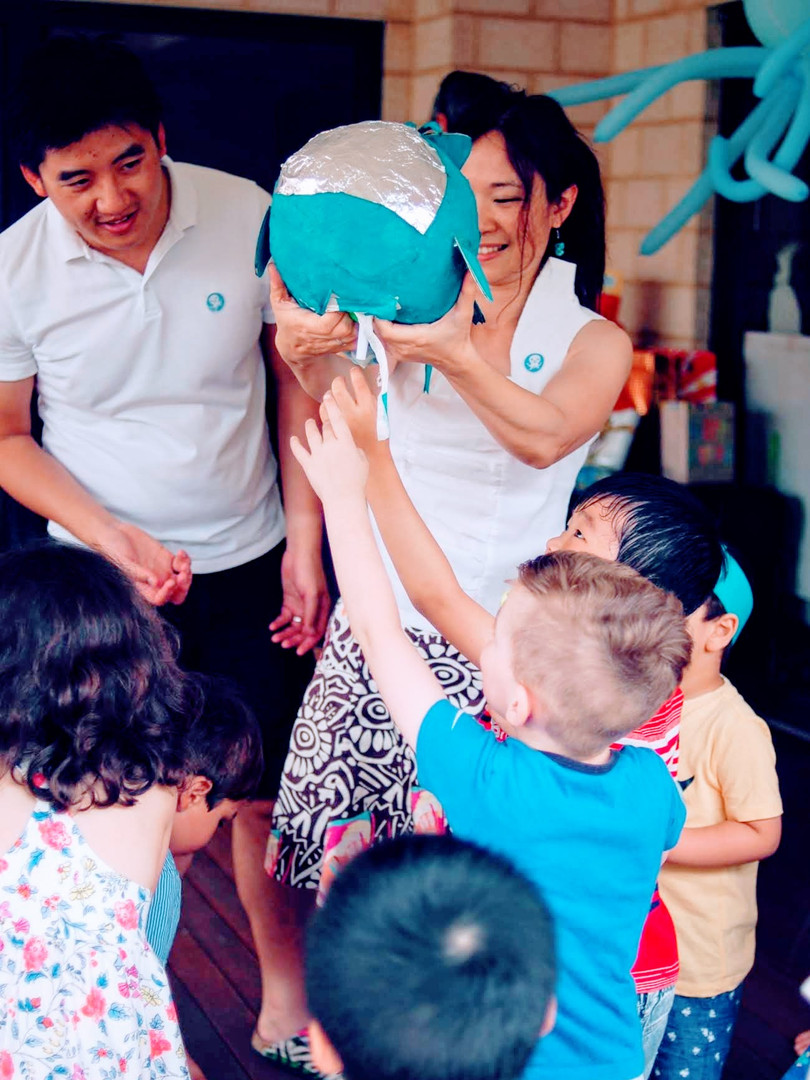 Party Games for Little Ones