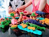 Home-made Playdough creation.jpg