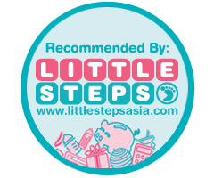 Recommended by Little Steps Asia