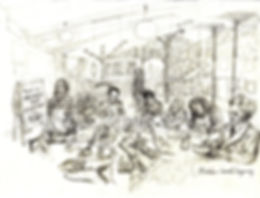 Atelier d'écriture partagé créative ludique Cynthi GION SENGSAVANG Somsack