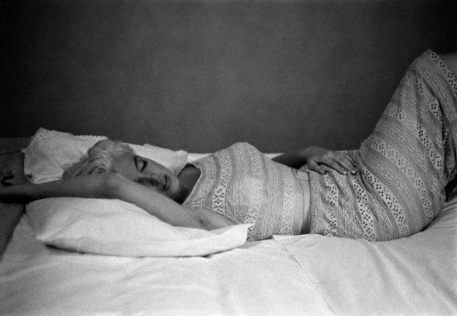 1955, Marilyn Monroe