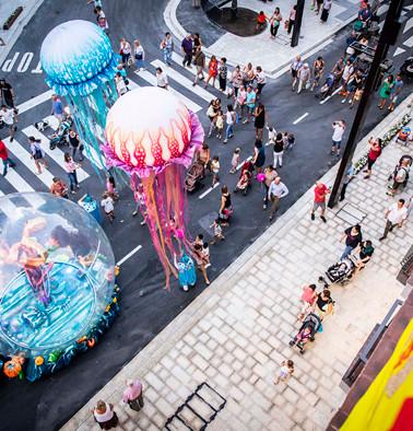 Aquatica & le ballet des méduses