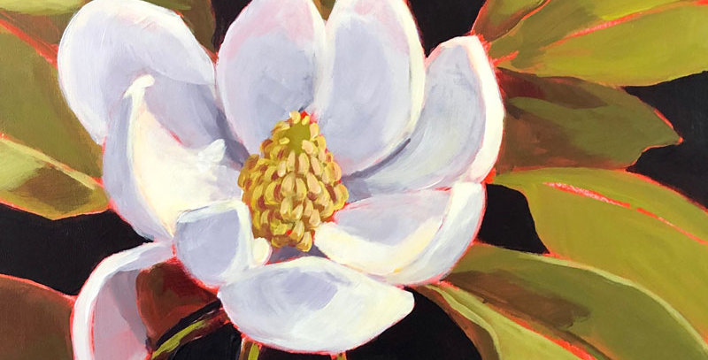 Sweet Bay Magnolia 2 - Sold
