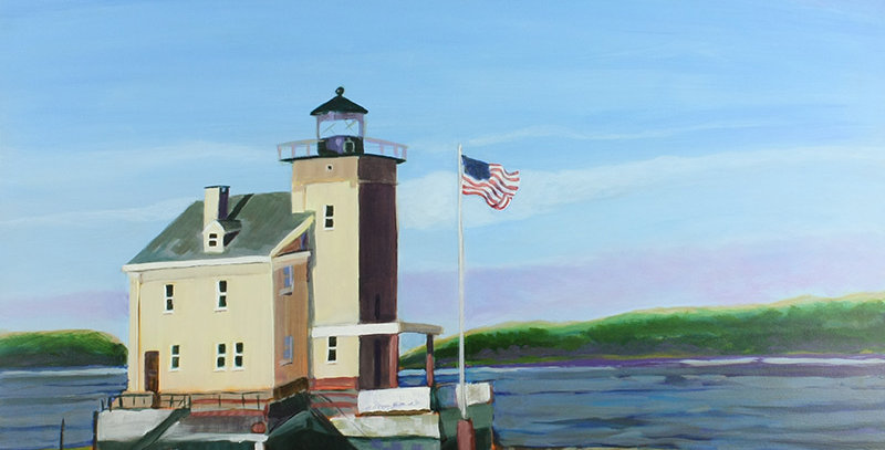 Rondout Creek Lighthouse