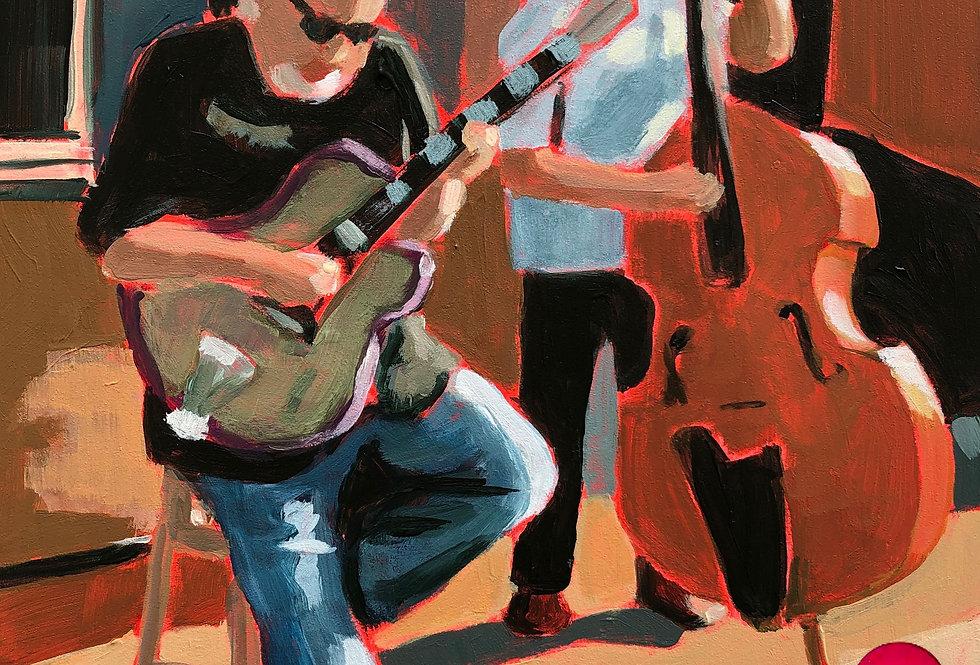 August Jazz