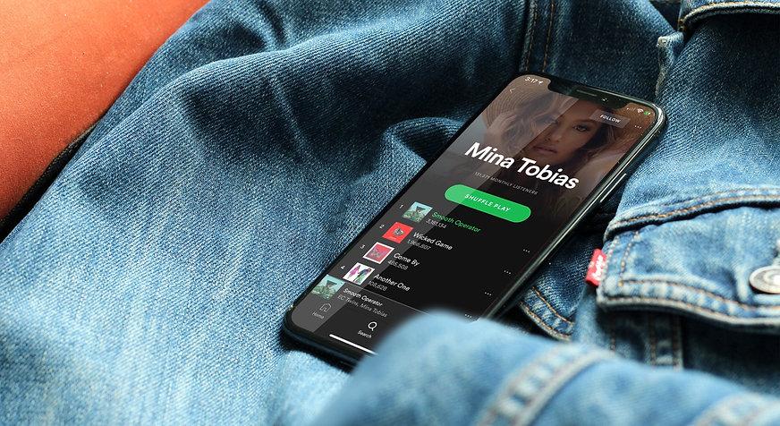 Mina Spotify
