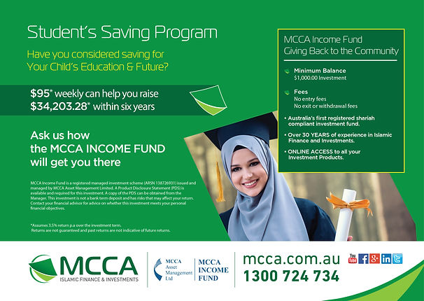 Flyer Income Fund MCCA - 14- August -201