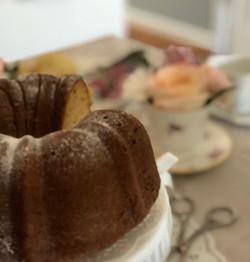 My grannys pound cake