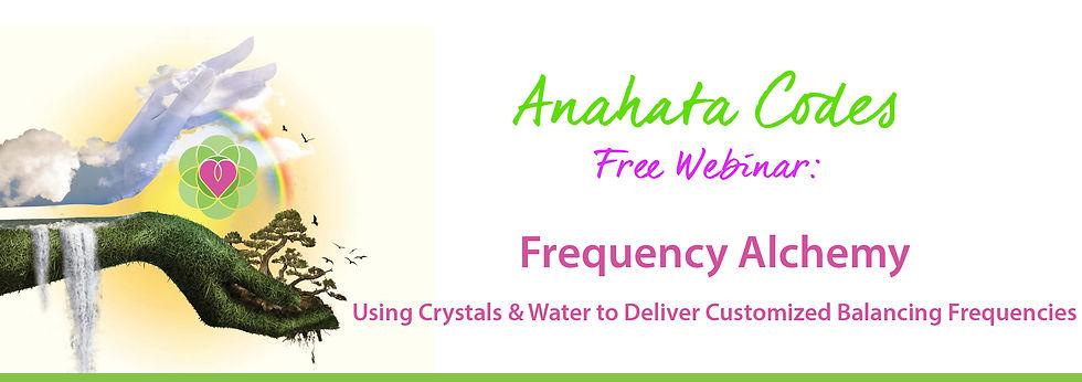 Anahata Codes Webinar