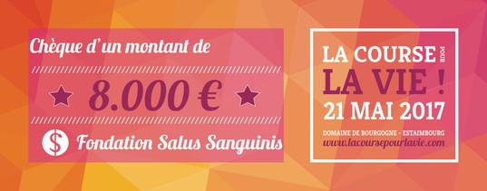 Chèque Salus Sanguinis
