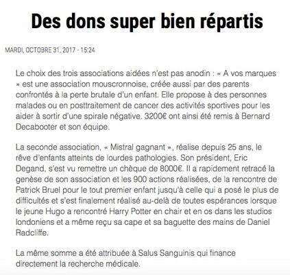 Sudpresse 31/10/2017