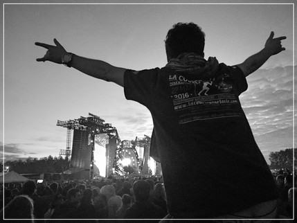 La Course pour la Vie @ AC/DC 2016
