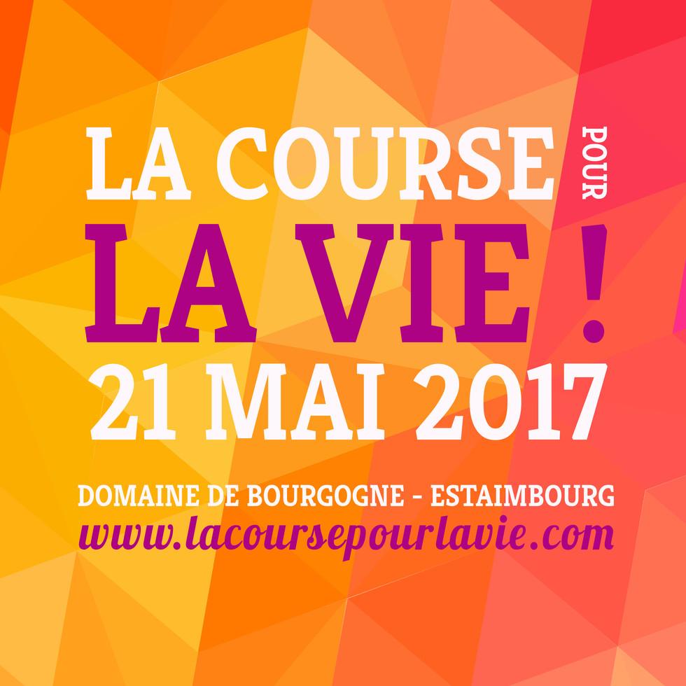 Prêts pour la Course pour la Vie 2017 ?