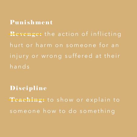When Discipline Backfires