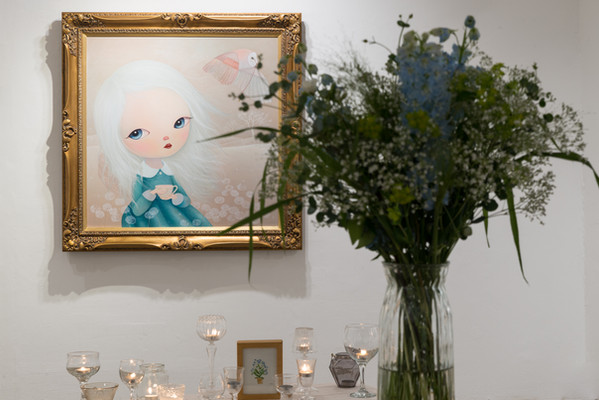 """""""Forget Me Not"""" (L Gallery/Korea)"""