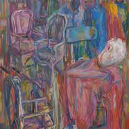 Chair Desire_61x91cm_oiloncanvas_2019