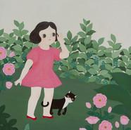 나의숲으로 72X91cm Acrylic on Canvas 2019