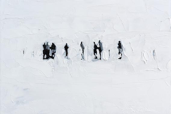 Leszek Skurski - South-East - 20x30 cm -