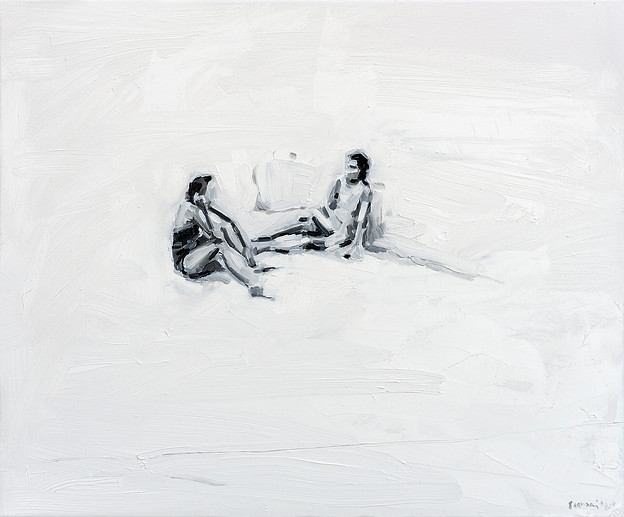 Leszek Skurski - Sisters - 50x60 cm - Oi