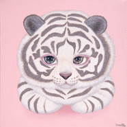 Diren Lee_Baby tiger_Acrylic on canvas_22x22cm_2020.jpg