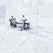 Leszek Skurski - Cannes - 80 x 120 cm - Oil on Canvas - 2017